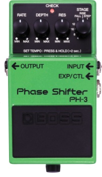 BOSS Phase Shifter (optional EV-5)
