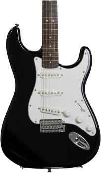 Squier Vintage Modified Stratocaster®, Rosewood Fingerboard, Black