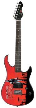 PEAVEY Walking Dead Grave Digger Electric Guitar