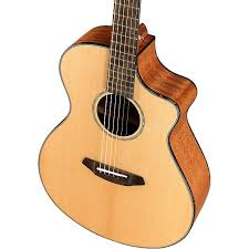 Breedlove Pursuit Concert CE Red Cedar-Mahogany