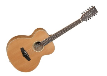 Tanglewood Winterleaf 12-String Orchestra Acoustic Guitar - Natural Satin/Blackwood - TW112LSFCEOL