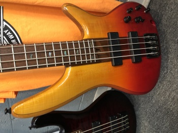 IBANEZ SR Standard 4str Electric Bass - Autumn Leaf Gradation