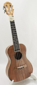 Sun Star Music Solid Top Acacia Concert Uke w/ Pickup