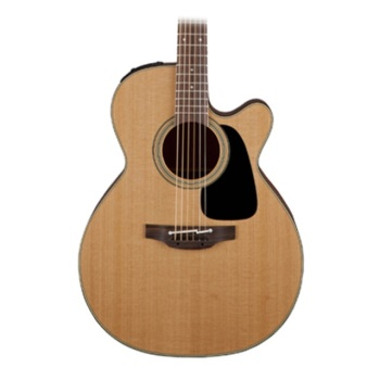 Takamine P1NC Pro Series Acoustic/Electric w/Cutaway, Natural