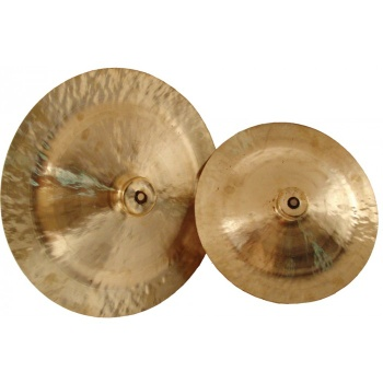 "World Percussio 14"" China Bright Cymbal"