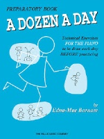 A Dozen a Day Preparatory Book