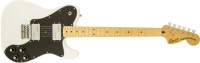 Squier Vintage Modified Telecaster® Deluxe, Maple Fingerboard, Olympic White