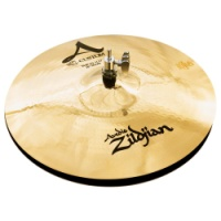 "ZILDJIAN 14"" A Custom Hat Pair"