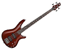 IBANEZ SR Series Basses Electric Root Beer Metallic
