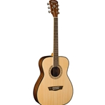 WASHBURN Folk Acoustic Natural w/Case