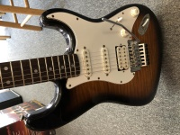 Used Fender Japan Photoflame Squier sers
