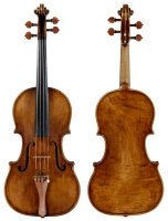 UNKNOWN Used 1897 Lorenzo Storioni Violin