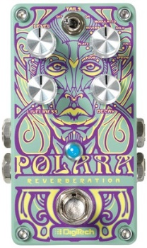 Digitech Polara Digital Reverb