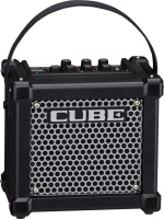 ROLAND Battery Powered Guitar Amp w/ COSM, i-Cube Link Effects & 8 Memories
