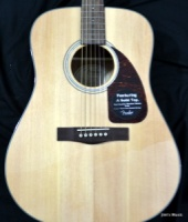 FENDER CD-60, Solid Top, Natural