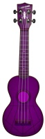 Kala SOPRANO COMPOSITE FLUORESCENT/GLOSS PURPLE