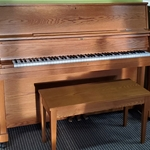 Used Yamaha P22 Oak Piano