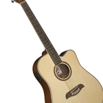 Oscar Schmidt OD312CE 12-Strings Acoustic-Electric Guitar - Natural