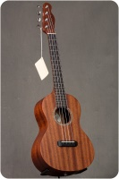 Sun Star Music Solid Top Acacia Concert Ukulele w/Pickup