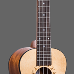 AMAHI Spruce Top, Mahogany Back and Sides Concert