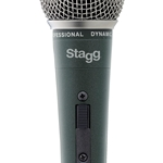 Stagg DC164 Dynamic Mic + Cable