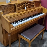 Used Samick SU-143M Upright Piano