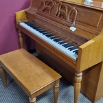 Used Weber Walnut  Piano