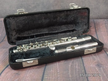 ARMSTRONG Used Arm. Solid Silver Piccolo