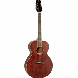 The Loar Flat top Guitar Round hole Brown
