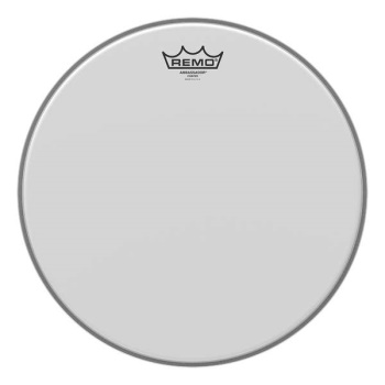 "Remo Ambassador 18"" Coated"